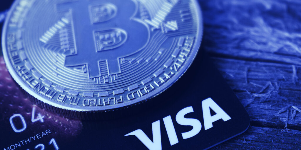 Visa CEO Looks Ahead at the World of Crypto