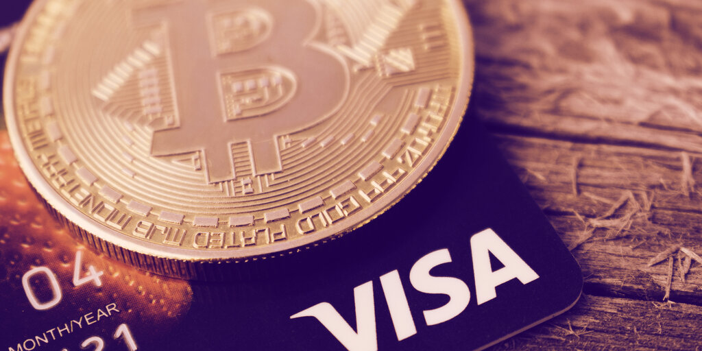 Visa Is Working to 'Enable Bitcoin Purchases': CEO - Decrypt