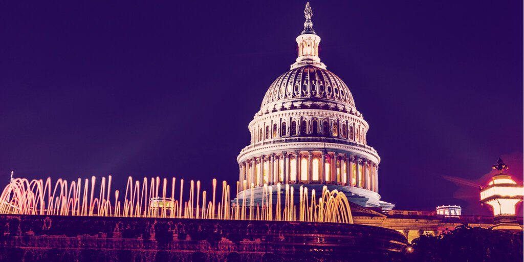 Digital Currency Is in Congress' Annual Defense Bill