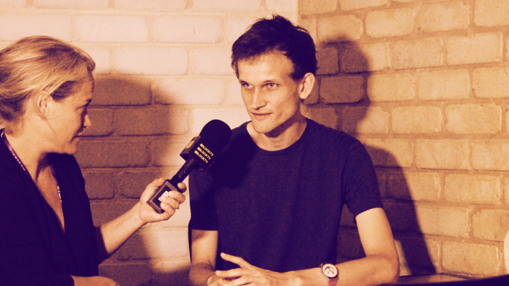 Vitalik Buterin Sold Half His Bitcoin in 2013 to Avoid Going Broke