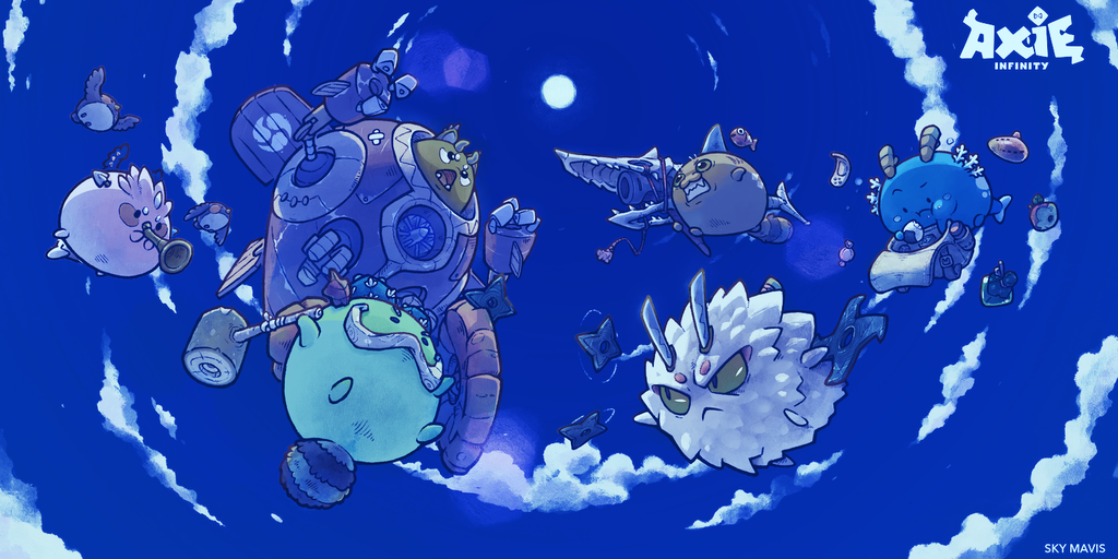 Gaming Giant Ubisoft to Power Top Crypto Game Axie Infinity