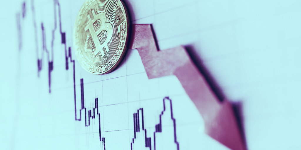 Crypto Market Plummets 8% in Steep Correction