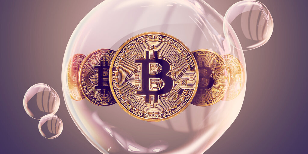 Economist David Rosenberg Reignites 'Bitcoin is a Bubble' Debate