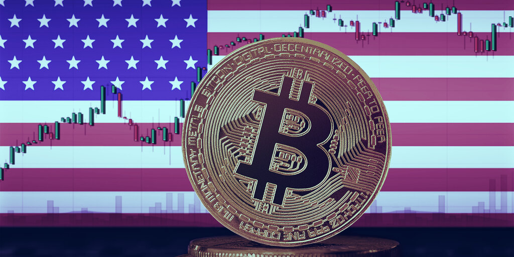 US Government Auctions Off Bitcoin at a 21% Premium