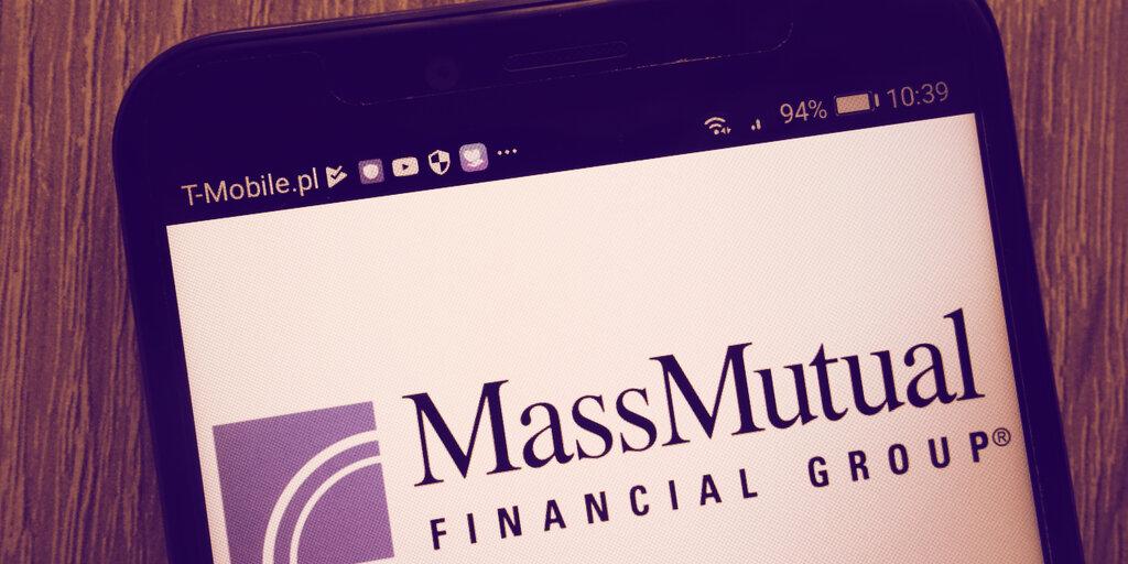 MassMutual Makes a Big Bitcoin Bet, Invests $100 Million