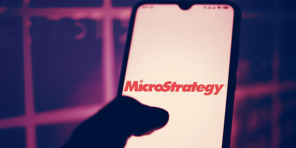 Citi Downgrades MicroStrategy Stock Citing Firm's Bitcoin Focus