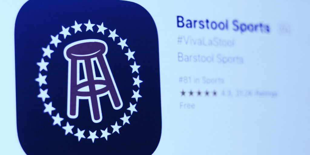 Barstool Sports CEO Pulls No Punches With $1m Crypto Charity Drive