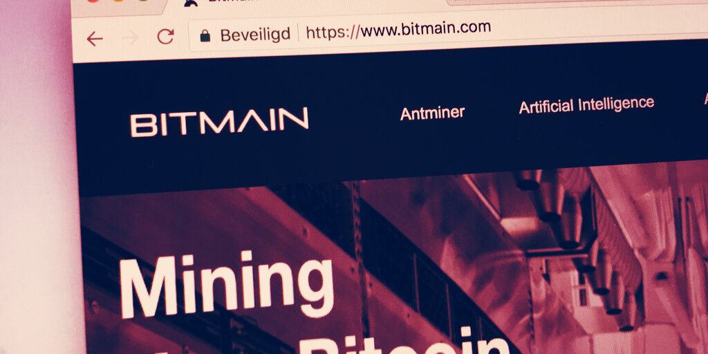 Ousted Founder of Bitmain Buys Back Control in $600 Million Settlement: Reports