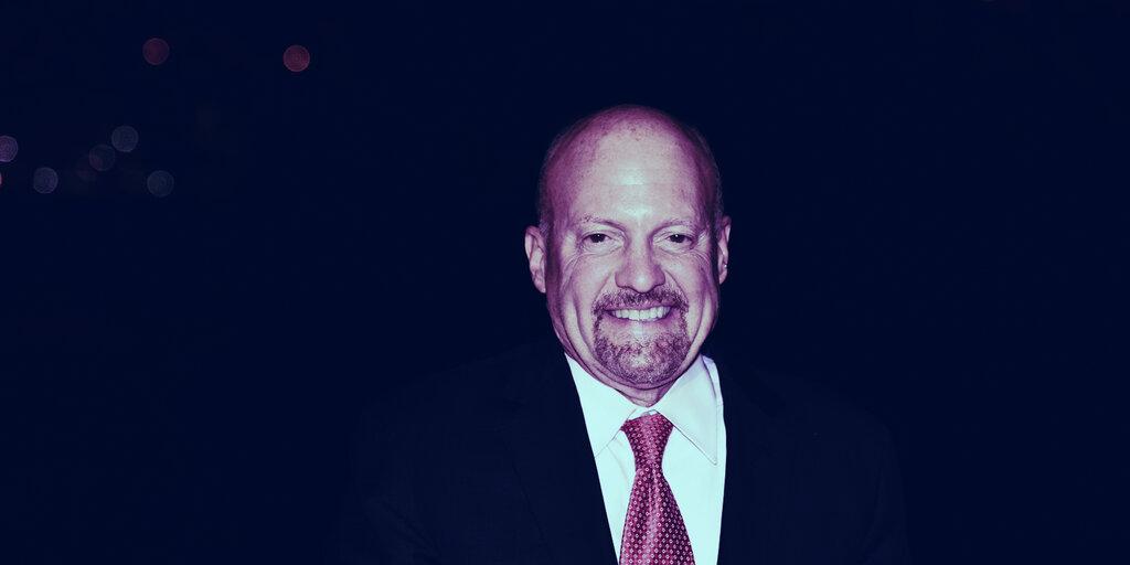 Jim Cramer Dumps Half of His Bitcoin Stash to Pay Off Mortgage