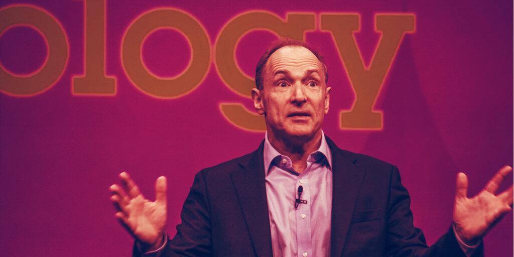 Tim Berners-Lee's Web Source Code NFT Sells for $5.43 Million at Sotheby's