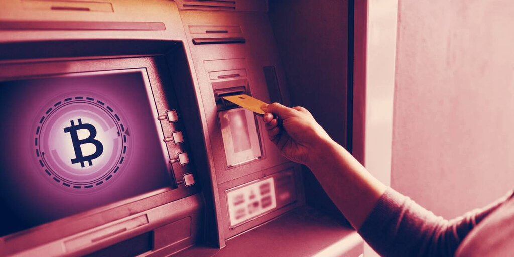 Bitcoin Holders Can Now Sell Their Coins At 16,000 of the UK's ATMs