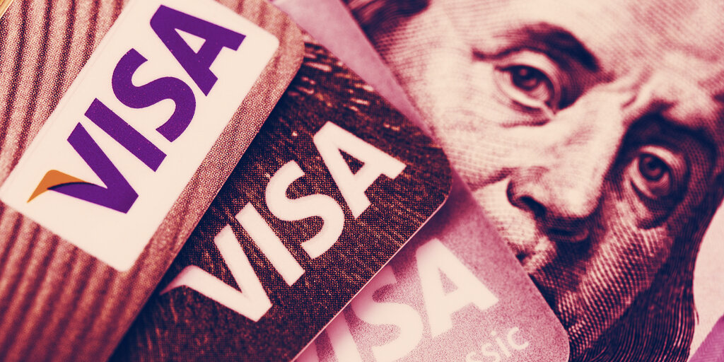 Visa Proposes Method for Offline Digital Currency Payments - Decrypt