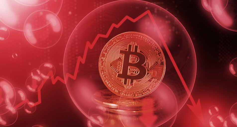 Bitcoin Price Suffers Biggest Daily Drop in History