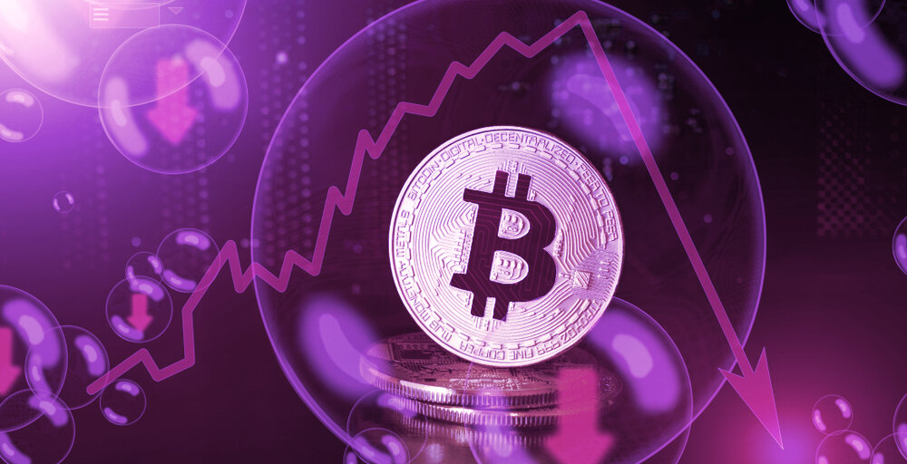 Bitcoin's Price Rebounds After 30% Drop From All-Time High