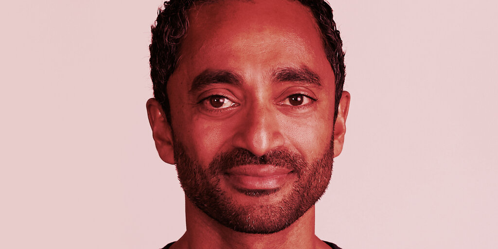 Bitcoin Advocate Chamath Palihapitiya is Running for California Governor