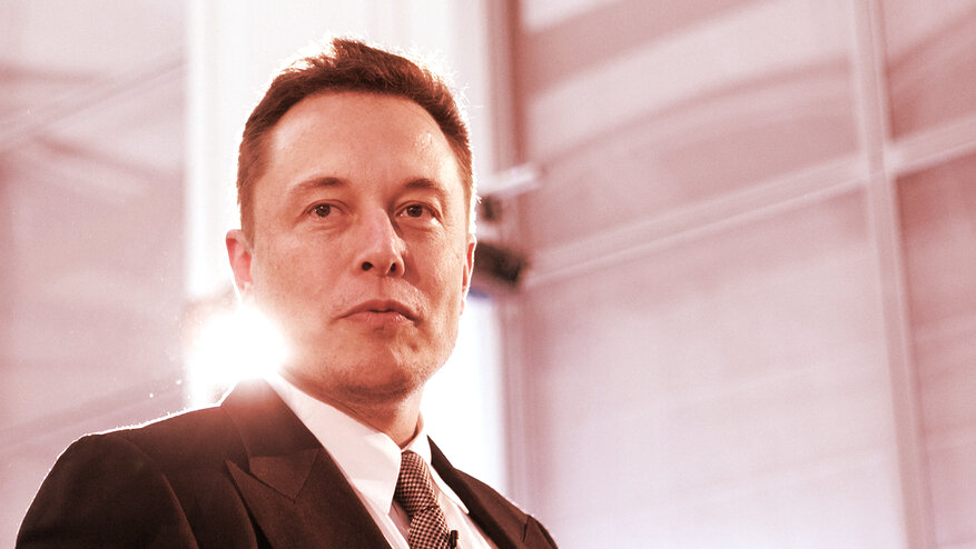'It Was Inevitable' Elon Musk Message Saved on Bitcoin Blockchain - Decrypt
