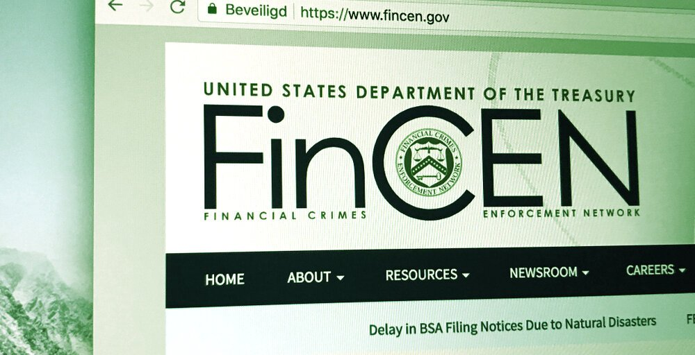FinCEN Appoints First Chief Advisor for Crypto
