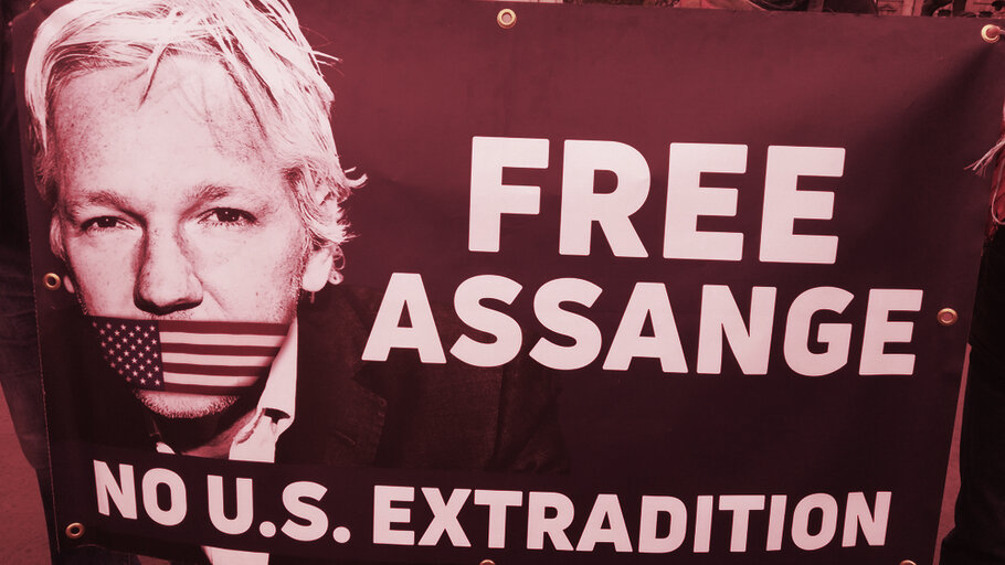 Judge Rules Julian Assange Should Not Be Extradited to US