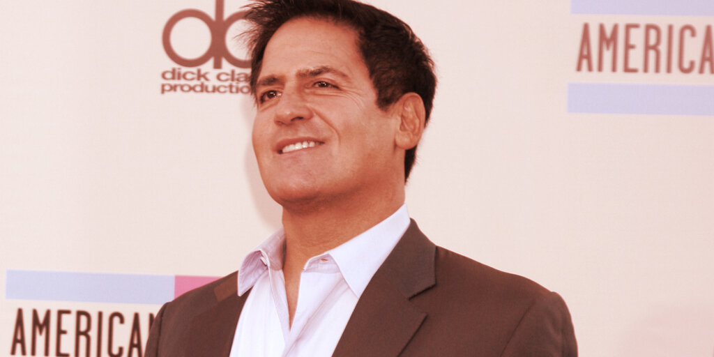 Mark Cuban Predicts Blockchain Is The New Internet