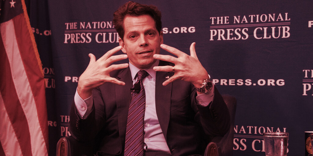 Scaramucci's $25 Million Bitcoin Fund Opens to Investors