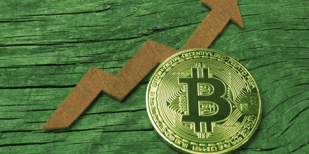 Bitcoin Price Hits $40k As Crypto Rally Continues
