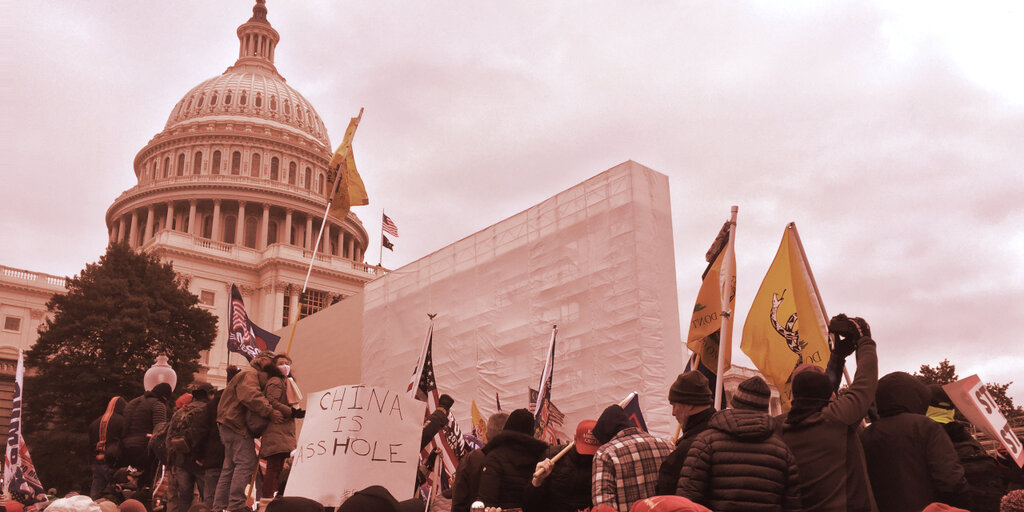 Bitcoin May Have Financed Pro-Trump Capitol Riot: Reports