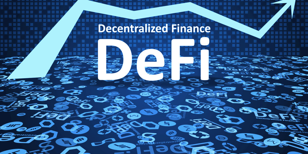 DeFi Market Cap Reaches $45 Billion as Token Prices Shoot Up
