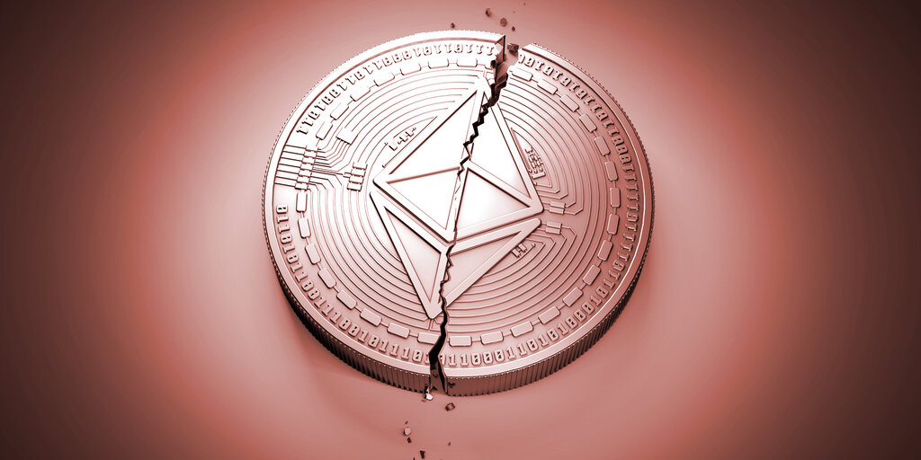 Ethereum Whales Decline as ETH on Exchanges Hits 19 Month Low