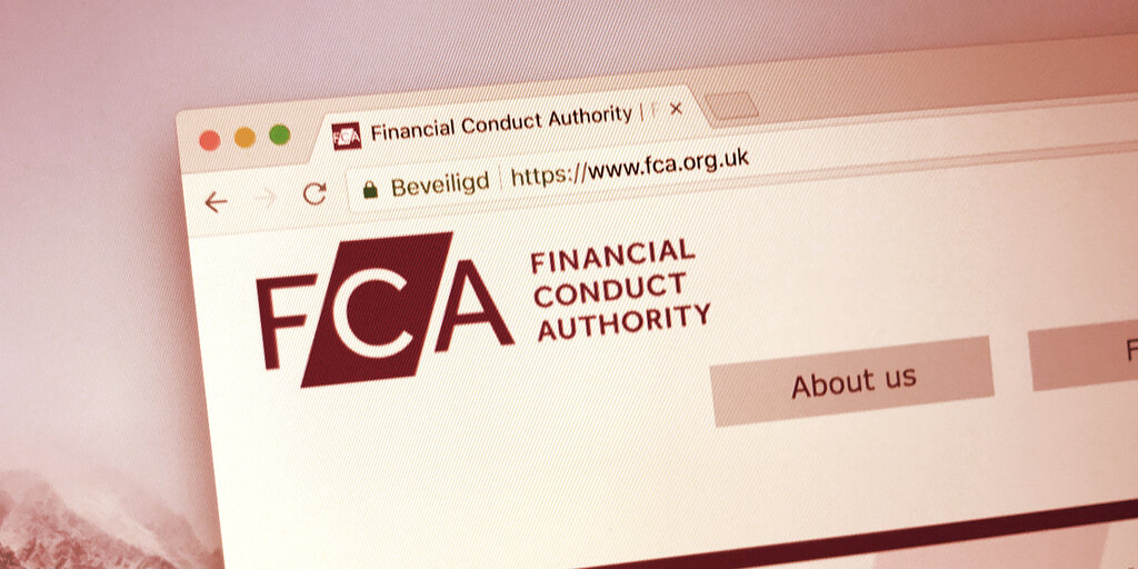 The FCA Has 5 Entirely Reasonable Concerns About Cryptocurrency