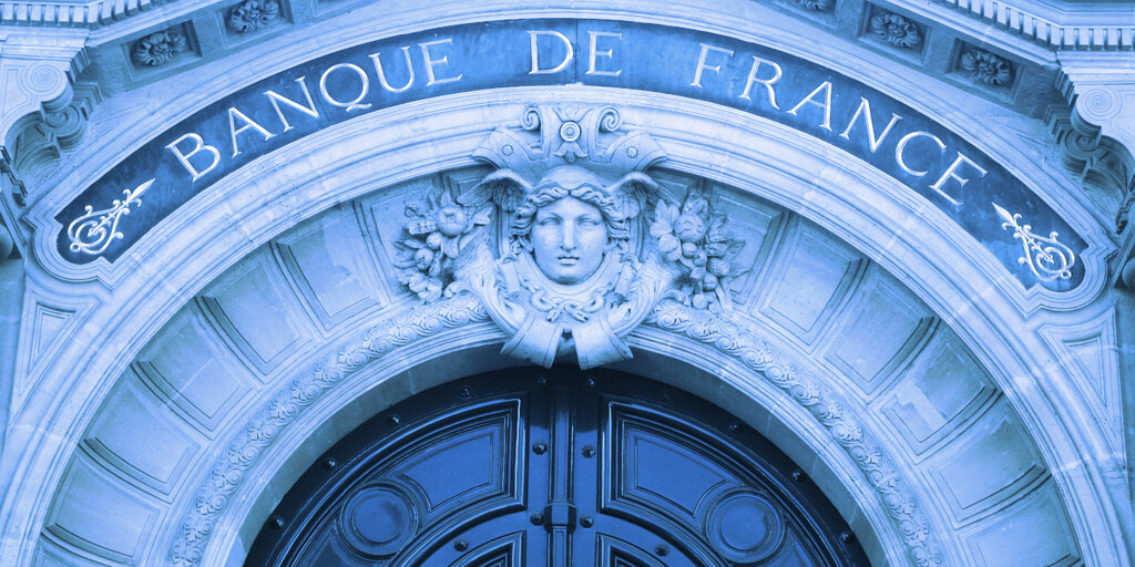 Bank of France Takes Another Step Toward a Digital Euro