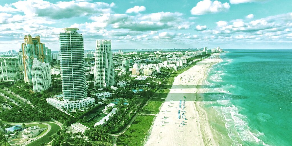 Miami-Dade Residents Could Soon Pay Tax in Crypto