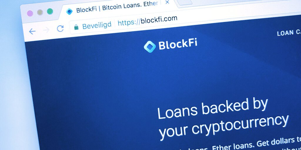 BlockFi Takes on Grayscale, Files for Bitcoin Trust with SEC