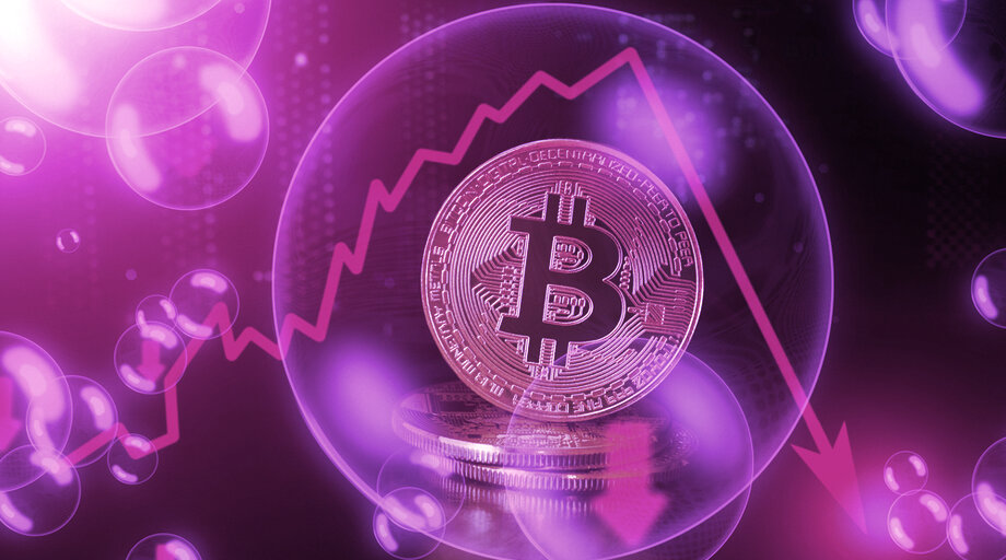 Bitcoin, XRP, and Dfinity Sink as Market Dips 5%