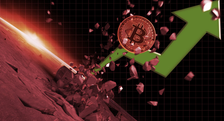 Bitcoin Edges Toward All-Time High, Lifting Coinbase, Square, Crypto Stocks