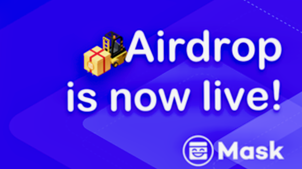 Mask Network is About to Airdrop $30 Million Worth of Tokens