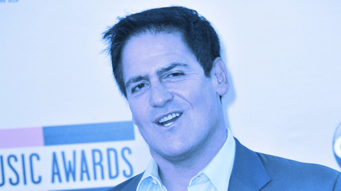 Mark Cuban Owns Twice as Much Bitcoin as Ethereum