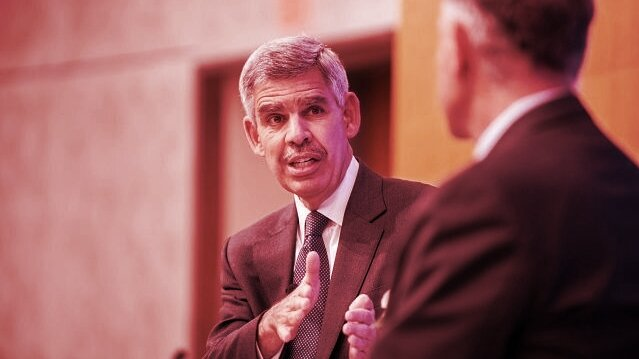 Mohamed El-Erian: Bitcoin 'Captures 3 Things Central Banks Should Be Concerned About'