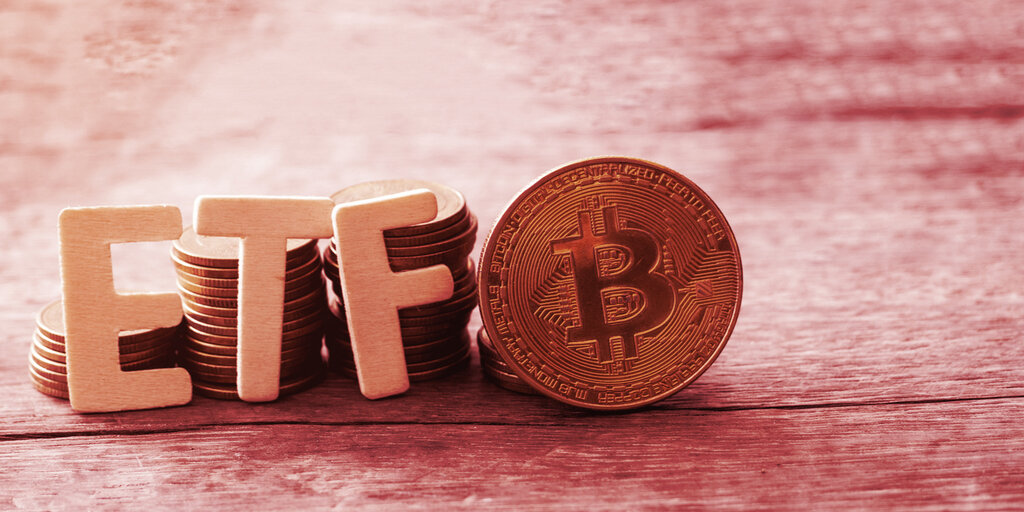 The World's First Bitcoin ETF Now Holds 10,000 BTC