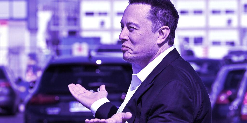 Elon Musk on Gold: