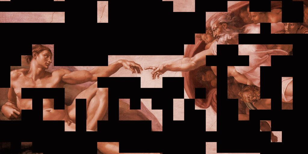 Crypto Artist Auctions Fractions of Michelangelo's Masterpiece as NFTs