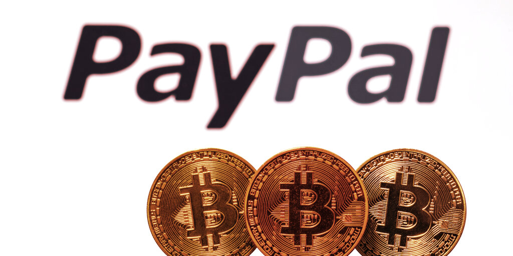 PayPal Says Users Who Buy Crypto More Likely to Return