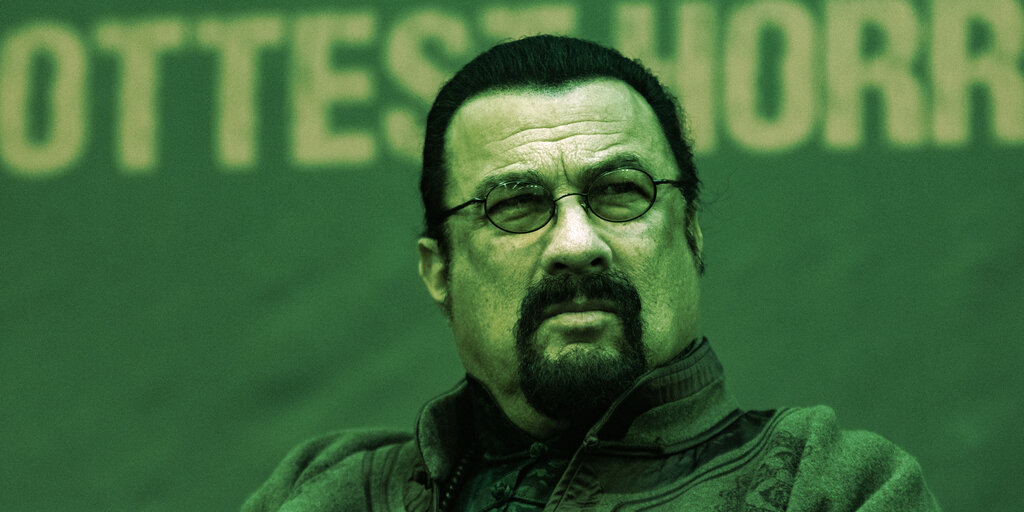SEC Files Charges in $11 Million Crypto Scam Shilled by Steven Seagal