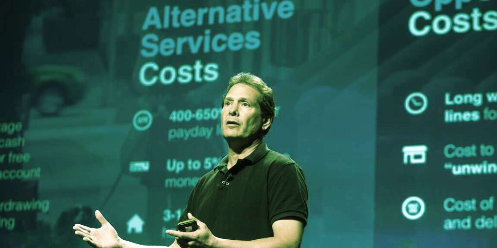 PayPal CEO Touts Promise of Digital Wallets for Stimulus Payments