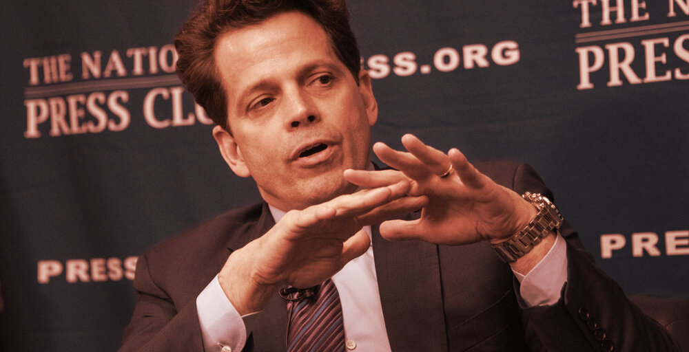 Scaramucci: SEC's Gensler Could Approve US Bitcoin ETF This Year