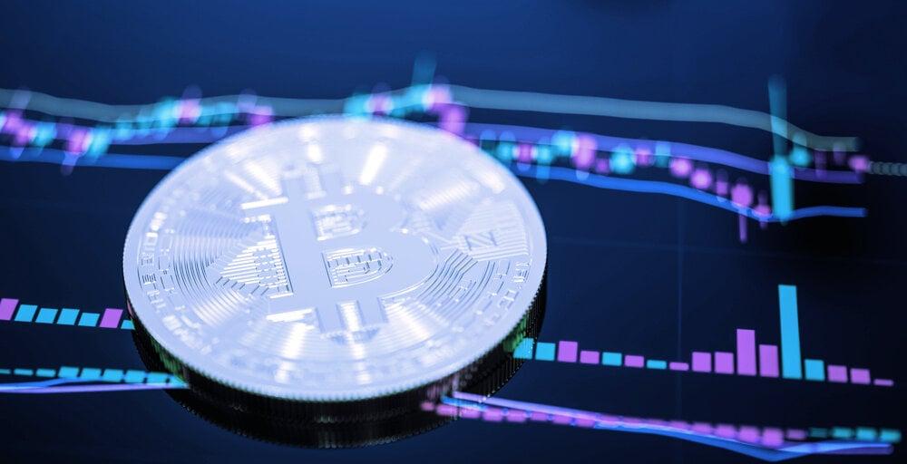Tech Stocks Tank as Bitcoin Roars Past $50,000