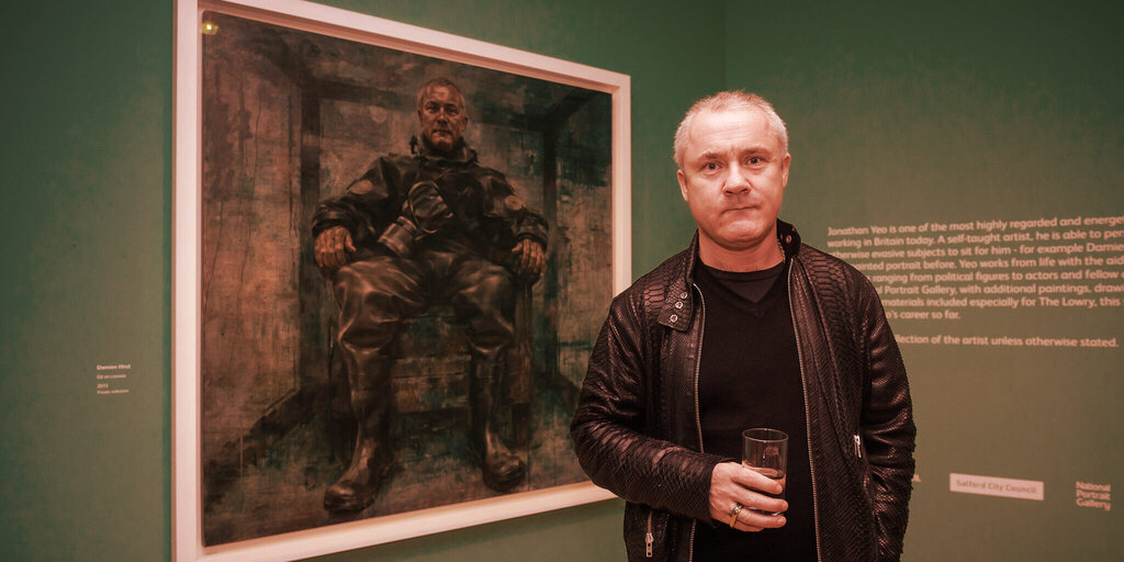 ConsenSys Lines Up Damien Hirst to Launch New NFT Art Protocol