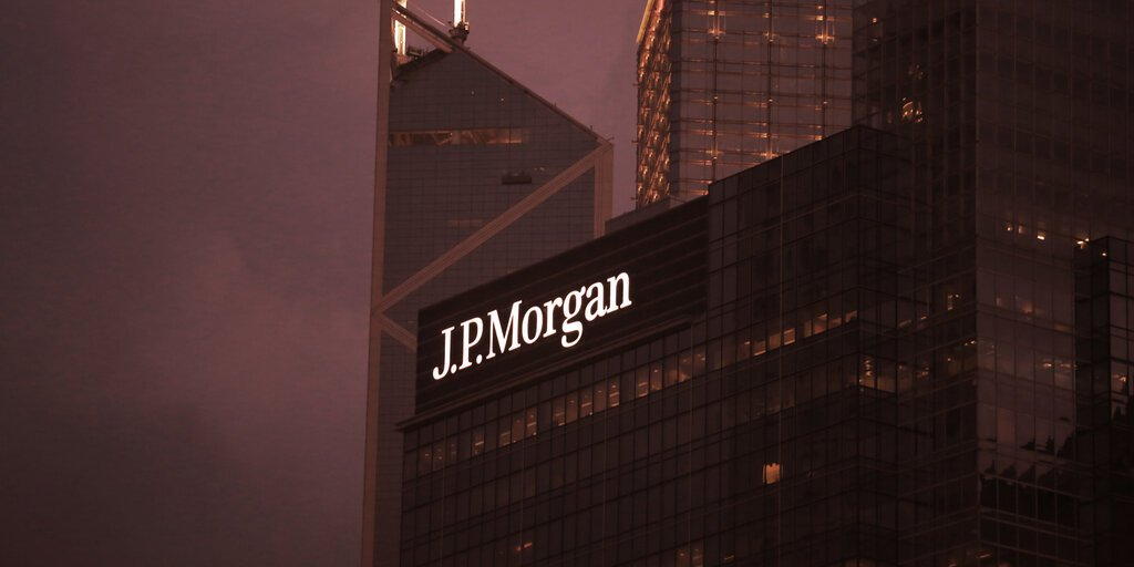 Why JP Morgan's New Crypto 'Basket' Doesn't Include Tesla Stock