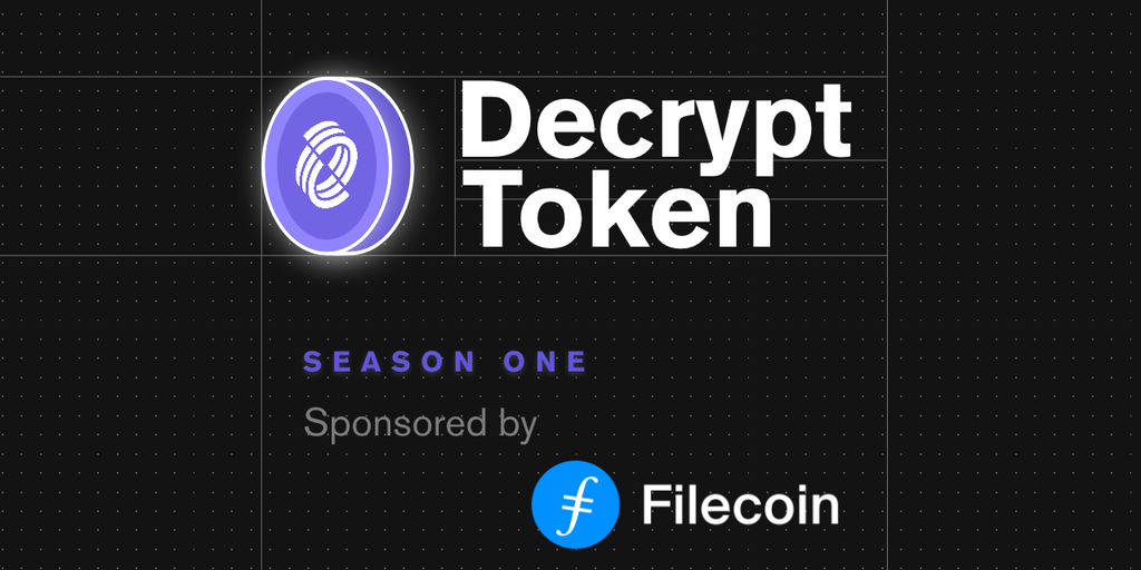 Decrypt Launches Its First Token Season With Filecoin
