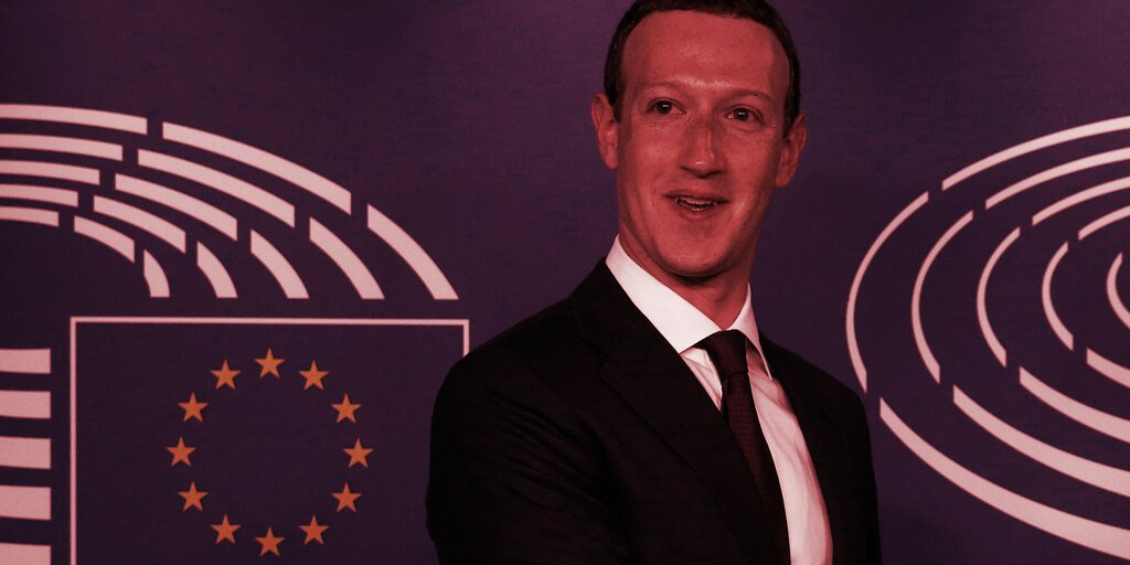 'We Must Not Let Zuckerberg Become a Central Bank': European MP