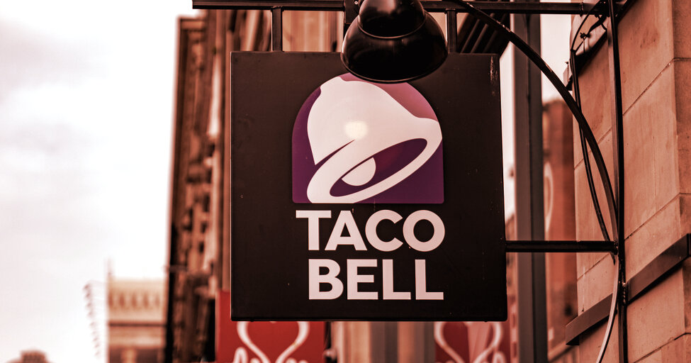 Taco Bell Rides NFT Hype Train With Collectible Digital Tacos